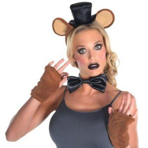 Five Nights at Freddy's costume accessory hat